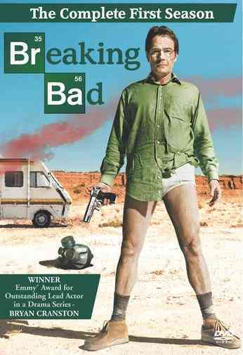 BREAKING BAD:COMPLETE FIRST SEASON BY BREAKING BAD (DVD)