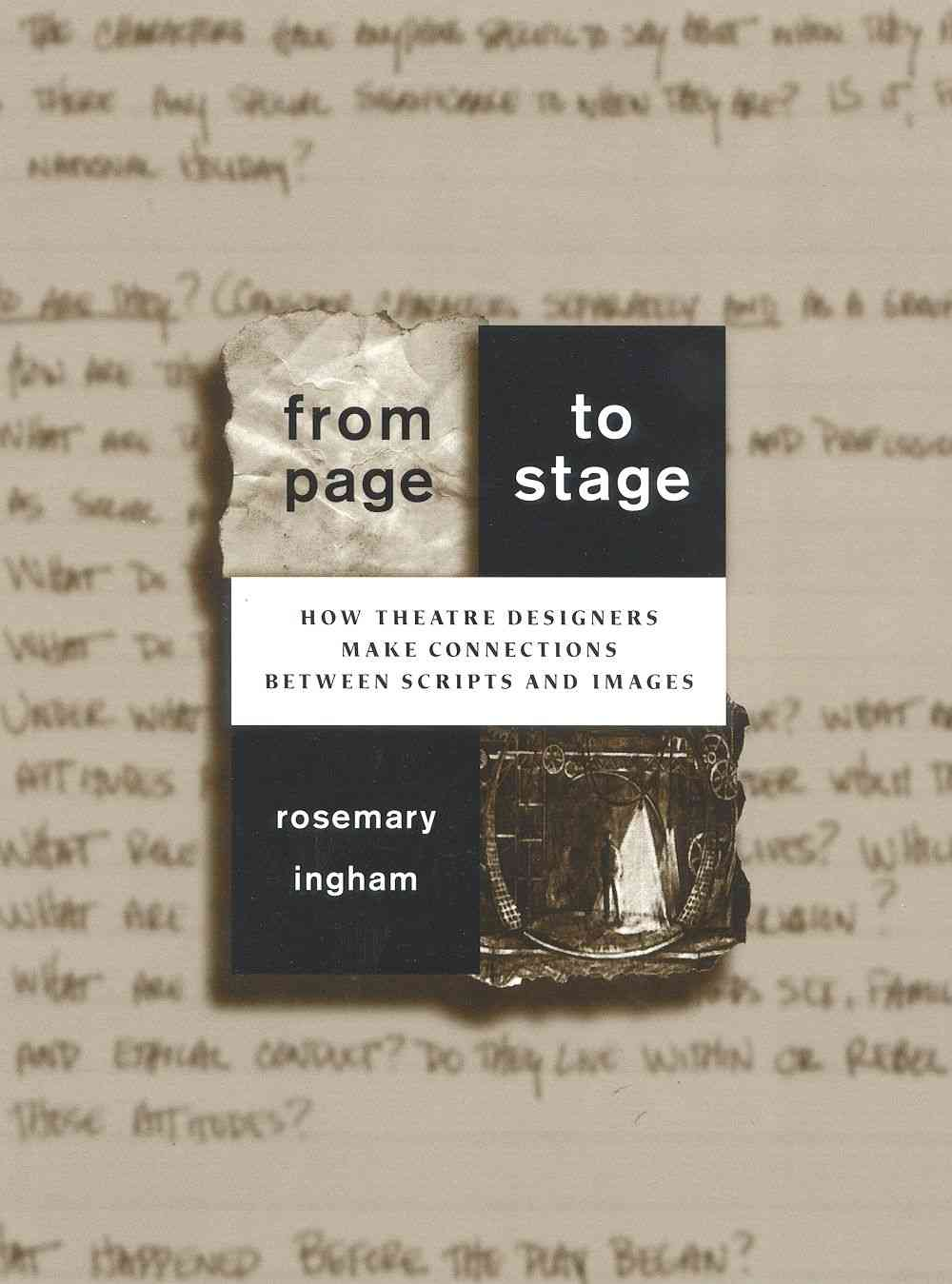 From Page to Stage By Ingham, Rosemary