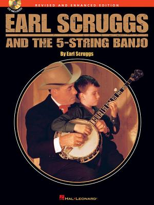 Earl Scruggs And the 5-string Banjo By Scruggs, Earl